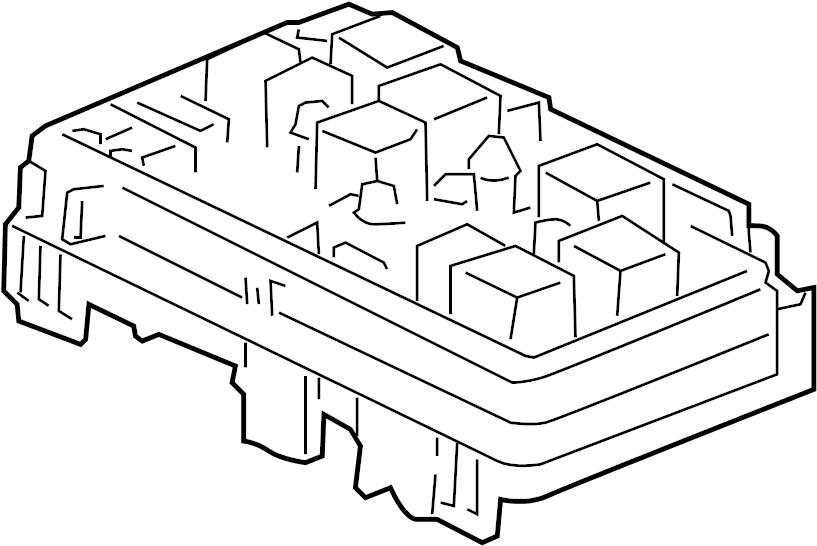 Pontiac G5 Fuse Box. UNDERHOOD, 2.0L. UNDERHOOD, 2.2L, 2