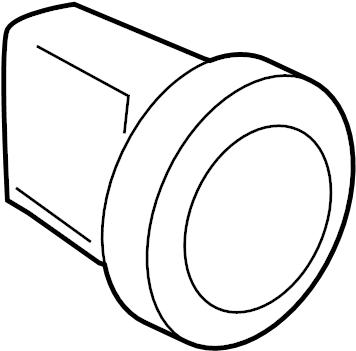 Chevrolet Express 1500 Socket. Signal. Light. Bulb. COUPE