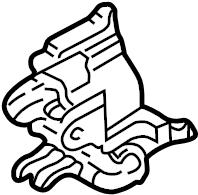Pontiac Trans Sport Steering Column Tube (Upper