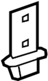 Chevrolet Trax Resistor. Module. Control. HVAC. Motor