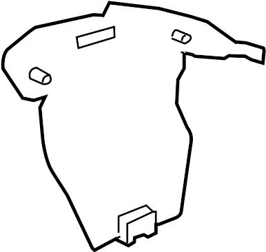 Chevrolet Cobalt LT Air Bag Wiring Harness. Harness
