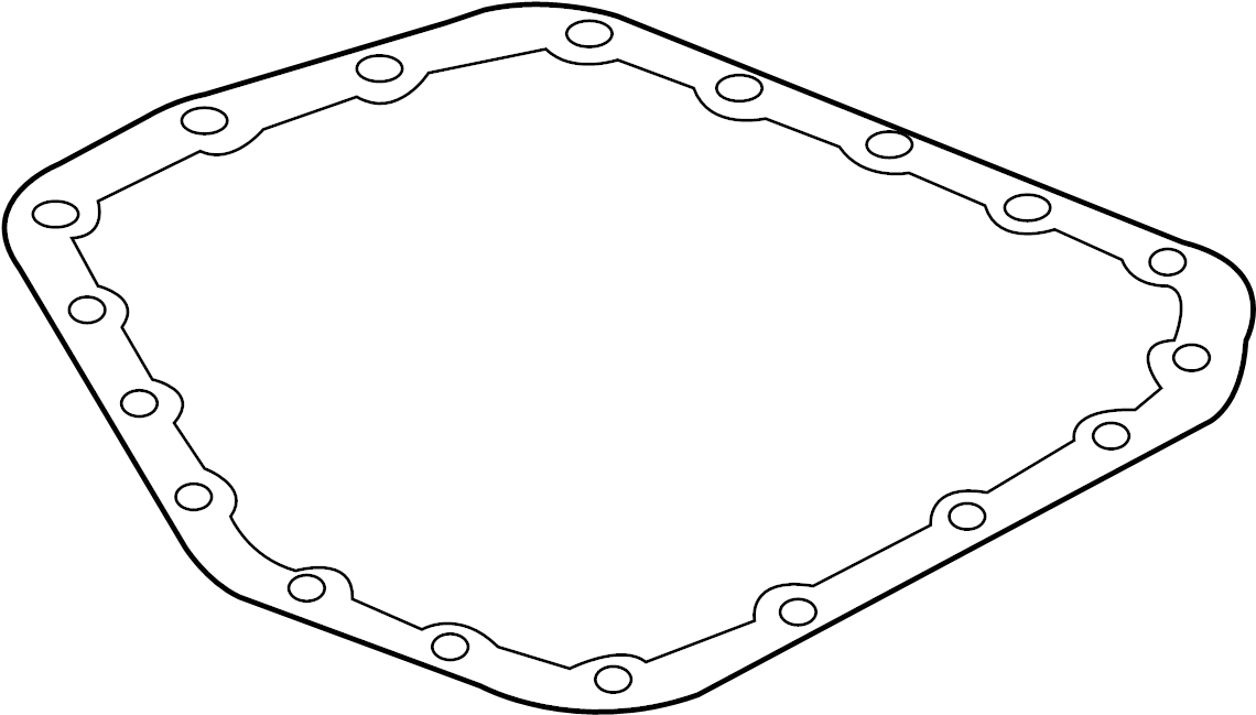 2006 Chevrolet Automatic Transmission Oil Pan Gasket
