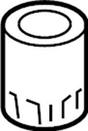 Chevrolet Equinox Engine Oil Filter. LITER, Design