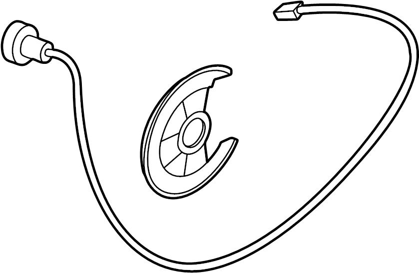1995 Sensor. Speed. Shield. 2wd, 1995-97. 2wd, 4 door. 2wd