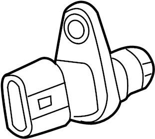 Chevrolet Silverado 2500 HD Engine Camshaft Position