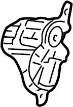 Chevrolet Suburban 2500 Power Window Motor. Make, Left