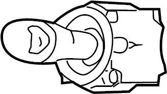 Chevrolet Cobalt Switch. Signal. Turn. Combination
