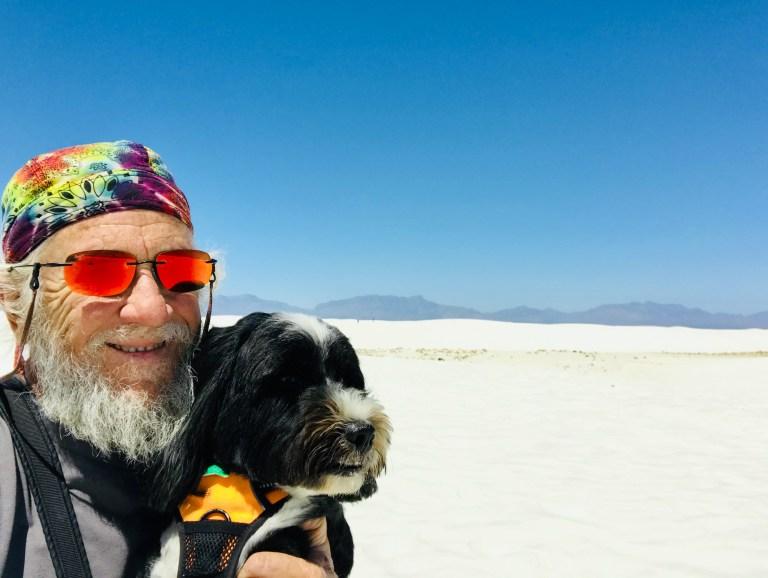 Jake & Eddie's Excellent Adventure at White Sands
