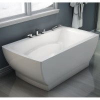 Freestanding Whirlpool Tub