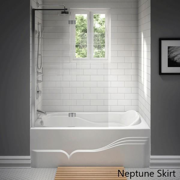 Neptune Daphne Tub  Whirlpool Air or Soaking Tubs