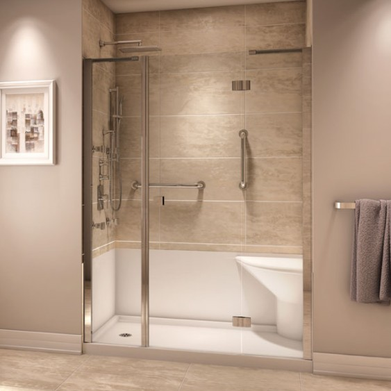 Neptune Koya Shower Corner Shower Base Amp Door