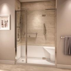4 Hole Kitchen Faucets Staining Cabinets Neptune Koya Shower | Corner Base & Door