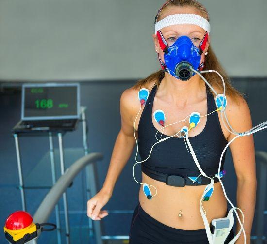 Ergoespirometría o prueba de esfuerzo cardiorrespiratorio