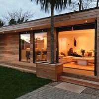 Casas modulares modernas que son todo un sueño...