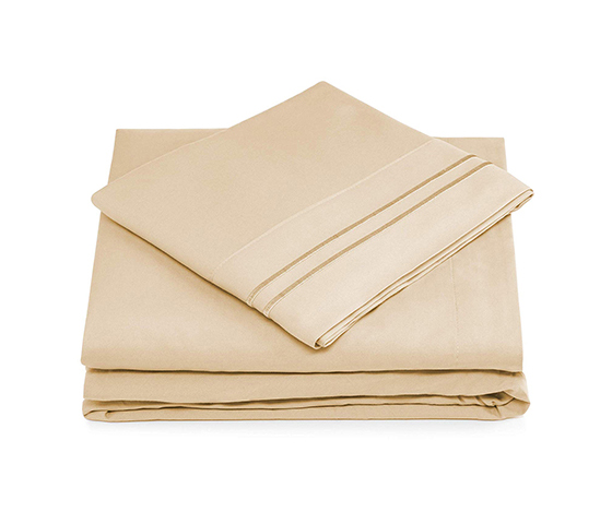 cosy house sheets review 2021 tuck