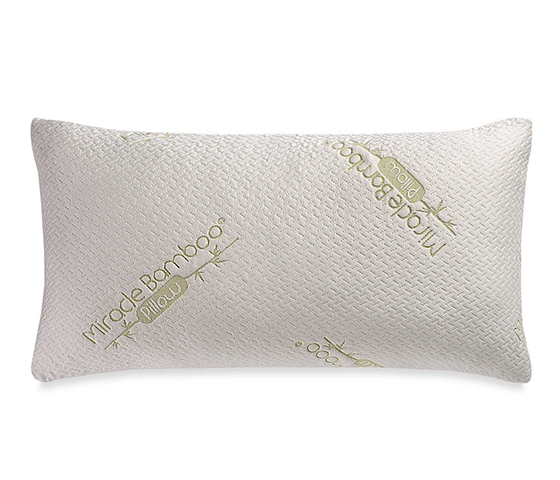 miracle bamboo pillow review 2021