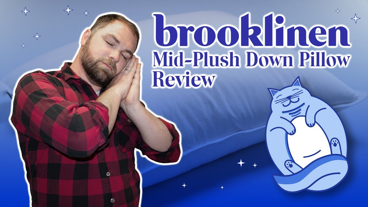 brooklinen pillow review 2021 tuck sleep