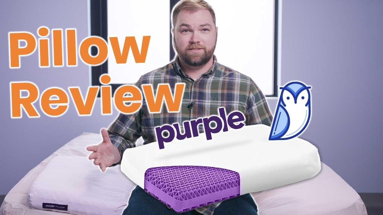 purple pillow review 2021 tuck sleep