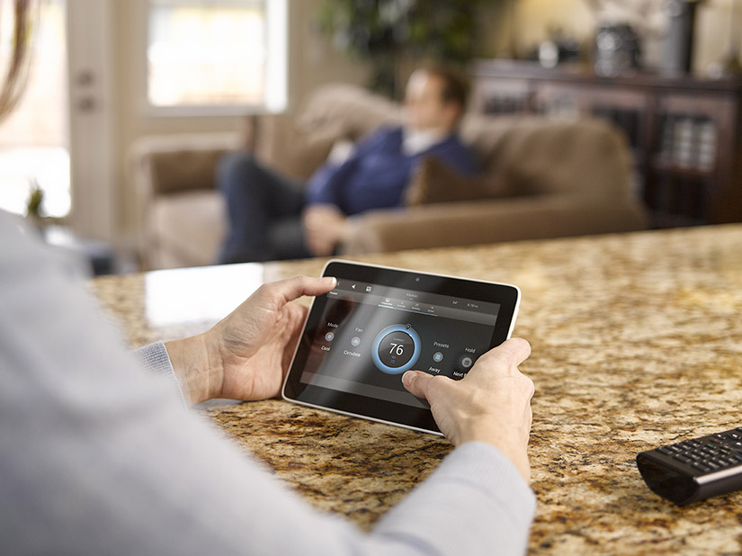 Experience Smart Home Living – with Control4