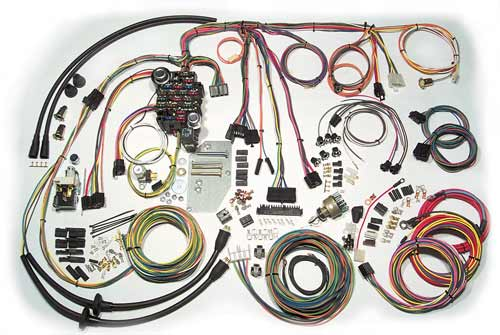 84 Chevy Truck Wiring Harness Complete Wiring Harness For Chevy