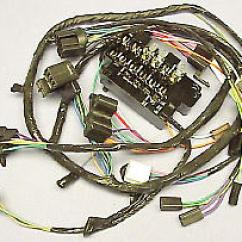 1966 Corvette Radio Wiring Diagram John Deere 212 Electric Lift Chevy Wire Harness Great Installation Of Under Dash For Trucks With Factory Gauges Rh Tuckersparts Com Alternator