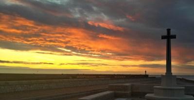 calais sunset