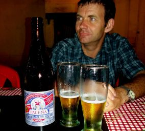 Beers in Bolivia
