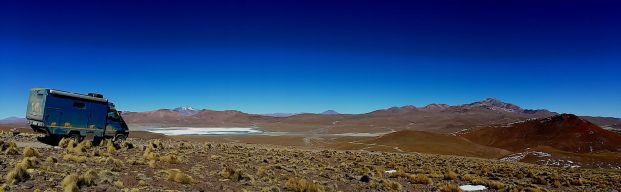 Laguna Route Bolivia