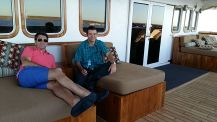silversea cruise Galapagos