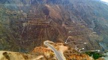 roads north peru