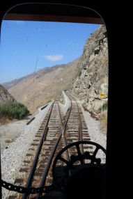 devils nose train ecuador