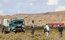 Dakar Rally 2017 Bolivia