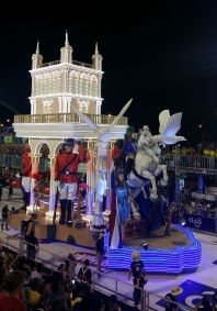 Carnaval Paraguay