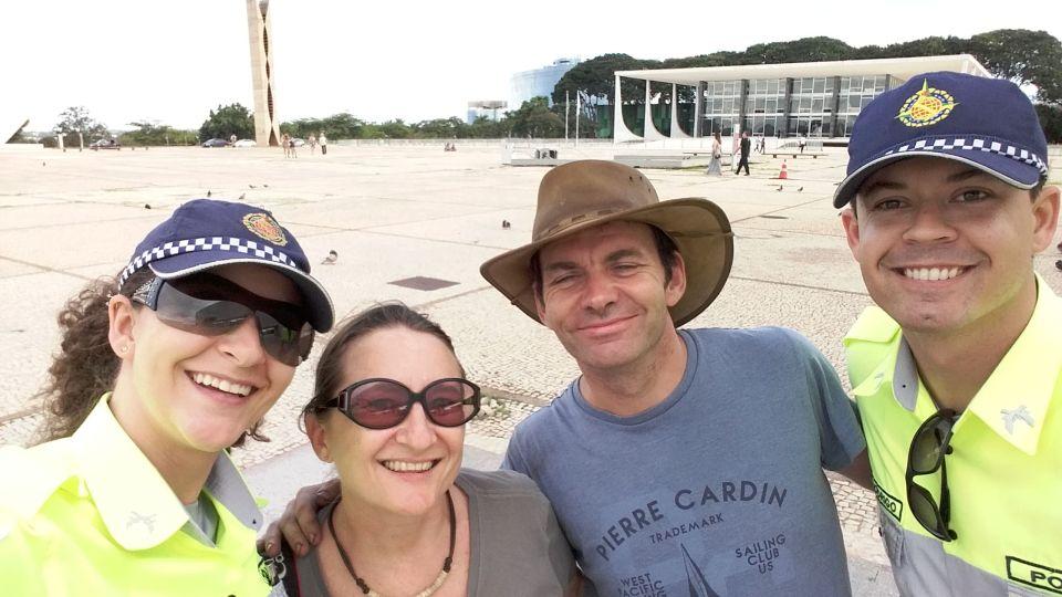 Brasilia tourist police