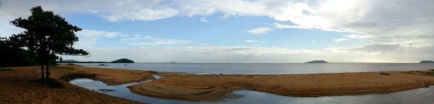 cayenne beach french guiana
