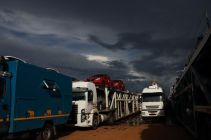 Amazon truck ferry