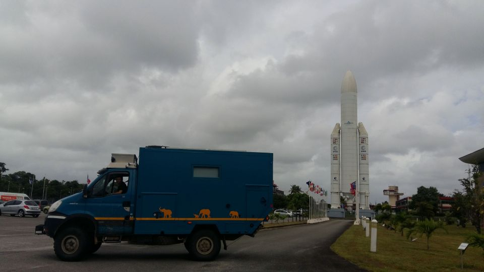 European Space Agency French Guiana