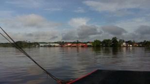 Arrival Suriname