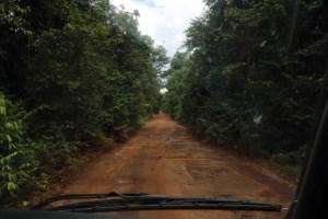 Linden-Lethem highway