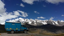 Overlanding the Andes