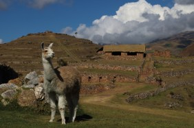Sondor Ruins Peru