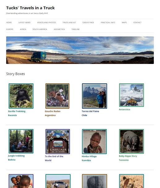 travel blog stories