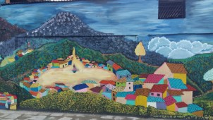 Mindo Street Art