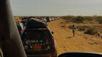 Renault Duster convoy