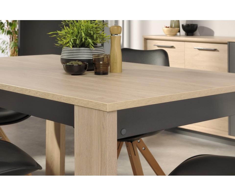 comprar mesa rectangular de comedor feel