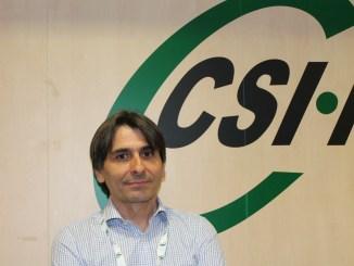 Artemio Almonacid, vecino de Utiel y profesor de Música, nuevo presidente autonómico de Educación del sindicato CSI·F.