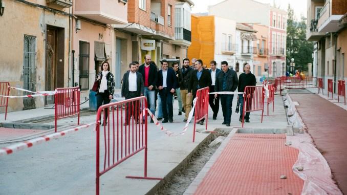 El 31 de diciembre finalizó el plazo de justificación de las obras con cargo al plan impulsado por la Diputación de Valencia en 2015 y dotado con 70 millones de euros.