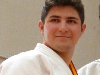 Maxi López convocado por la Federación Española de Judo para la copa de Europa de Fuengirola en categoría cadete.