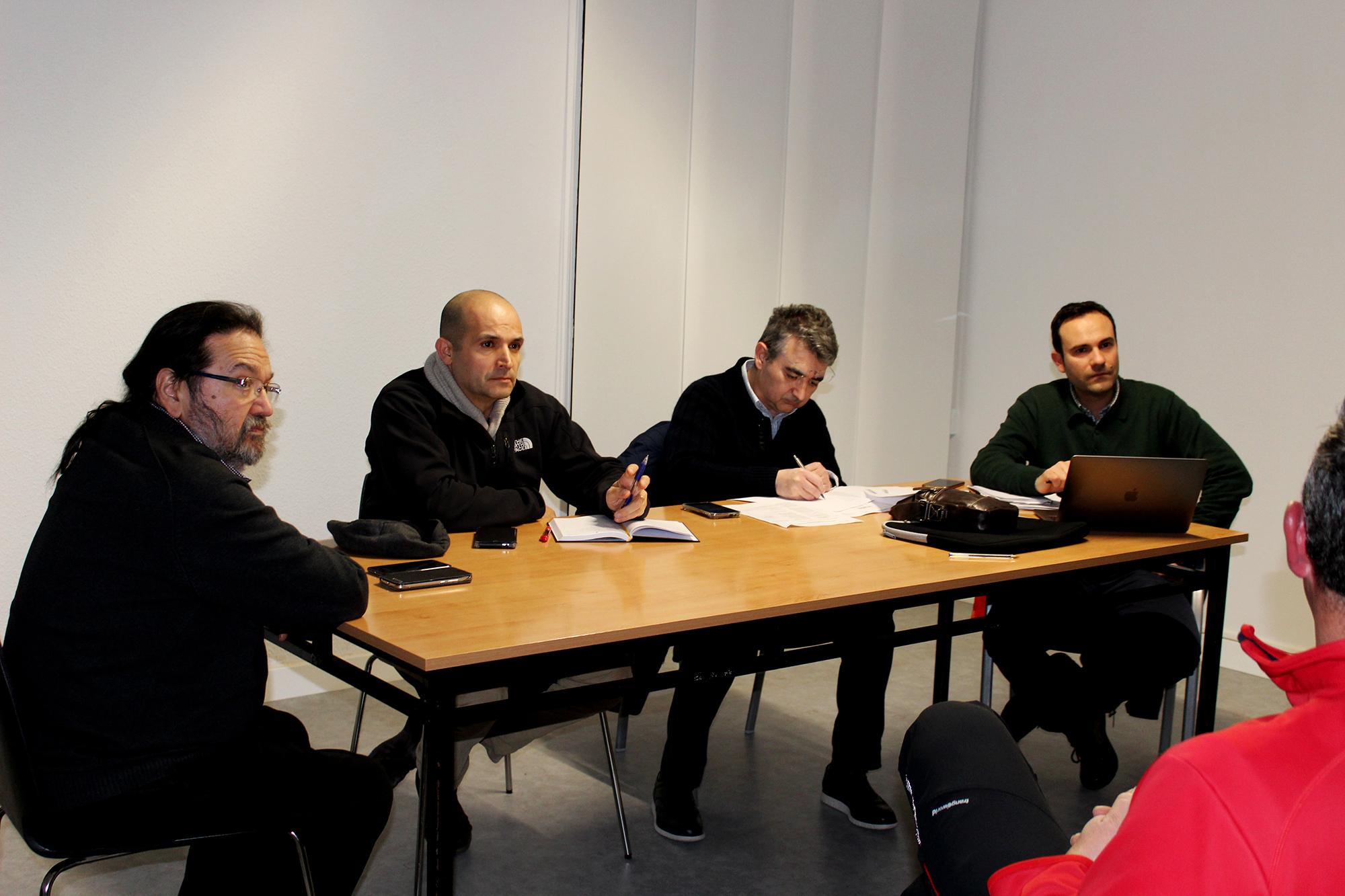 Ahir va tindre lloc la reunió del Consell Agrari Local.
