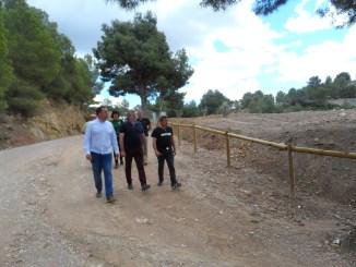 El municipio de los Serranos ha mejorado el estado de los dos espacios degradados gracias a la una inversión de de 49.000 euros de la corporación provincial.